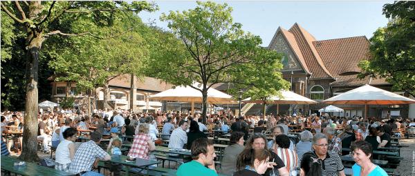 Stadtwaldhaus - erfolgreiche Gastronomie in Krefeld