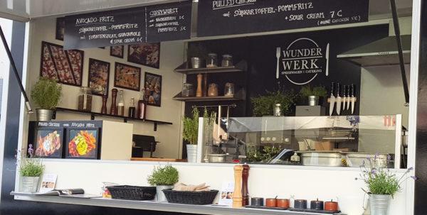 Wunderwerk Catering - Foodtruck Innen