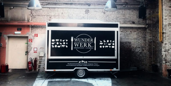 Wunderwerk Catering - Foodtruck