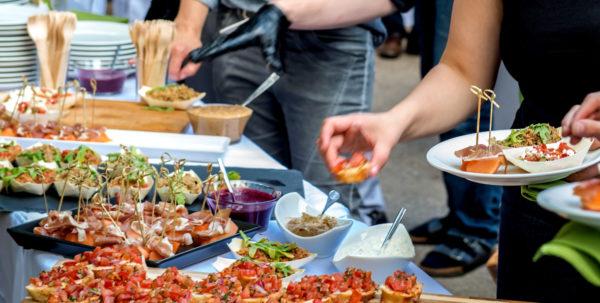 Wunderwerk Catering - Buffet