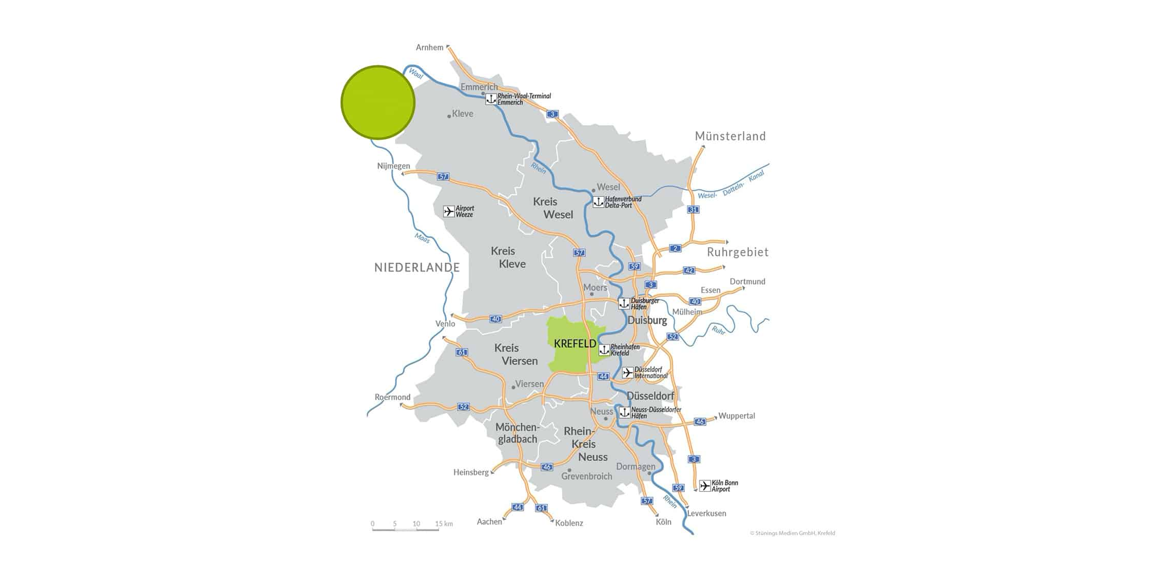 Standort Niederrhein