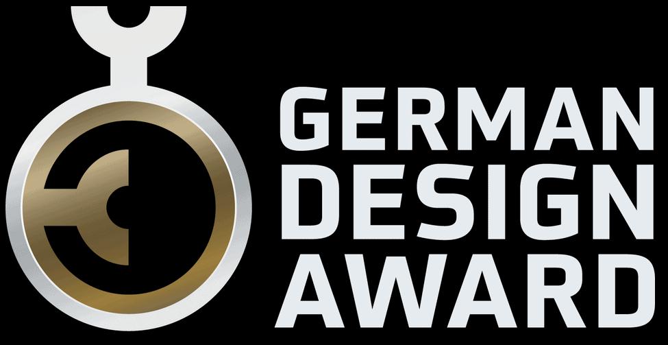 Bildergebnis für german design award logo