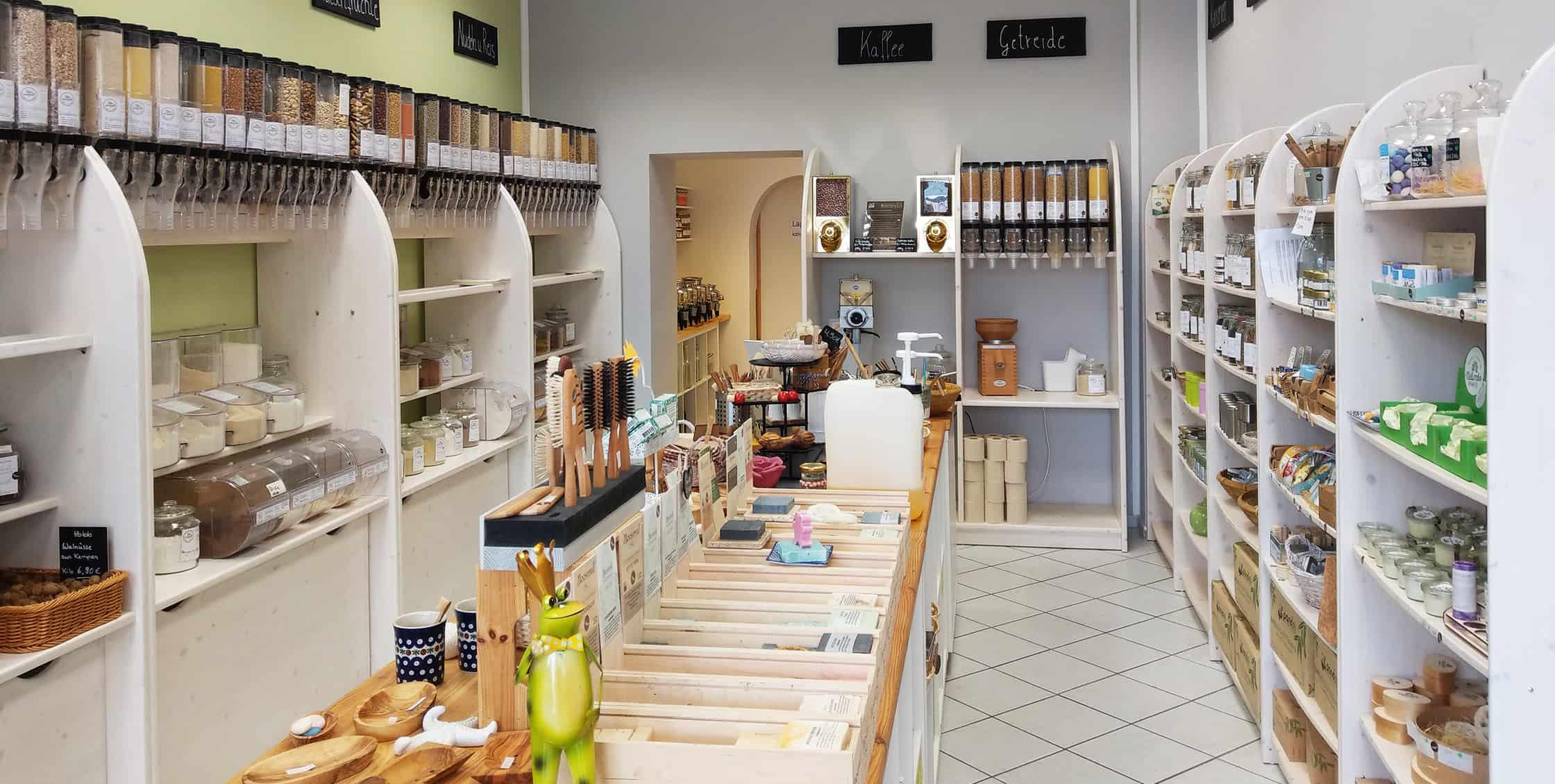startkrefeld - Erfolgsgeschichte aus Krefeld: Der Unverpackt-Laden